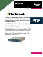 Datasheet Flatpack 900 48V Portuguese R1