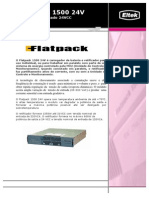 Datasheet Flatpack 1500 24V Portuguese R2
