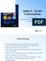 2014 Profile of Home Buyers and Sellers Jessica Lautz John l Scott Presentation 2014-10-30