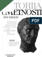 H.W. Janson - Istorija Umjetnosti