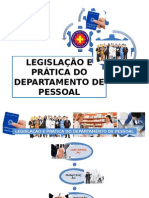 PPT LEGISLAÇÃO TRABALHISTA