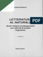 Letteratura al naturale - Assaggio
