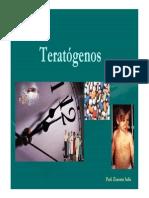 Teratógenos