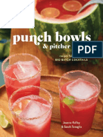 Punch Bowls and Pitcher Drinks - Excerpt.