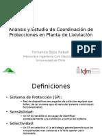 Protecciones Lixiviacion Collahuasi