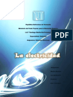 Ensayo de Sistemas Electricos