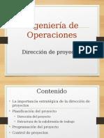 Cap03 Dirección de Proyectos (Completo)