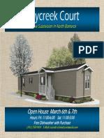 Haycreek Court Open-House