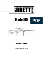 Barrett 95 Manual