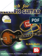 J.S. Bach for Electric Guitar