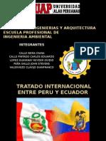 Tratados Internacionales Con Ecuador Grupo 1