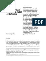 Drogas, Conflicto Armado y Seguridad en Colombia