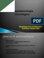 epistemología sesión 1