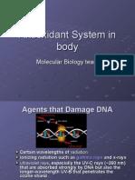 Antioxidants System