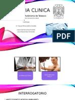 Historia Clinica Cardiovascular