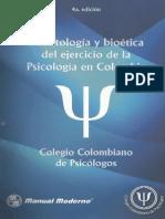 Etica en Psicología