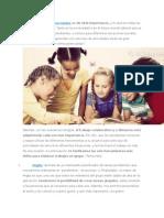 Aprender aTrabajar en EquipoEs de Vital Importancia