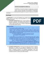 Apuntes de Gramática Básica 1 - Morfología