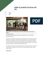 Fiscalização e Lei Do Funcionamento Dos Bares Em Fortaleza