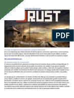 Descargar Rust Mega Gratis Alpha Experimental 1 Link