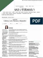 27-02-15 Cabeza, Leti, Paloma y Alejandro