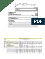 Presupuesto Analitico Cascas Final 15 Mayo 09