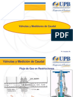 5 - Válvulas y Medición de Caudal.ppt