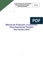 Manual de Protocolo y Comandos v3.0