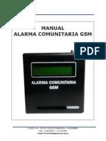 Manual Alarma Comunitaria V4
