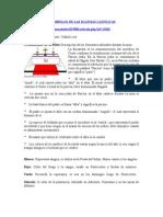 Ornamentos y Simbolos de Las Iglesias Catolicas.docx