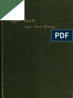 Rare Books & their prices.pdf