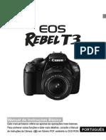 Manual EOS Rebel T3