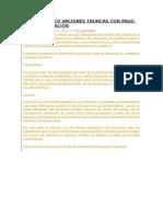 Caso Practico Vaciones Truncas mas Pago de Indemnización PERU