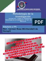 Resumen Metodología de la Investigacion