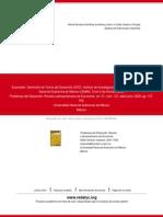 Teoria de Partizah Parte de Analisis Español
