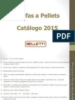 Estufas a Pellets Belletti 2015