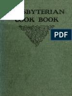 1906 - Presbyterian Cook Book