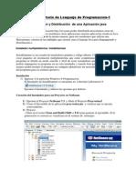 Guía de Laboratorio Instalacion y Distribucion de La Aplicacion