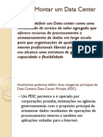 Como Montar Um Data Center
