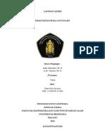 laporan FGA