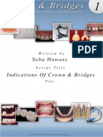 1)Indications for Crown & bridges.pdf