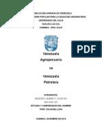 Venezuela Agropecuaria vs Petrolera
