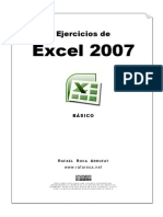 Unlock-Ejercicios Excel 2007 - Básico