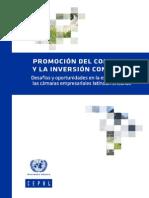 CEPAL Documentos-Promocion Del Comercio e Inversion Con China