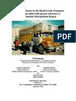 Trucking India Comptetion Commission