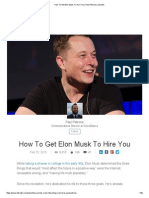 How to Get Elon Musk to Hire You _ Paul Petrone _ LinkedIn
