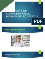 Evalufarmaciaarmacia Grupo 301505-3