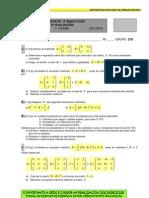 2ª AVAL 1º Exame 2D