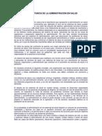 La importancia de la administración en salud.pdf