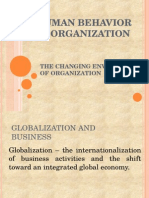 Chapter 4_ the Changing Environment of Organization